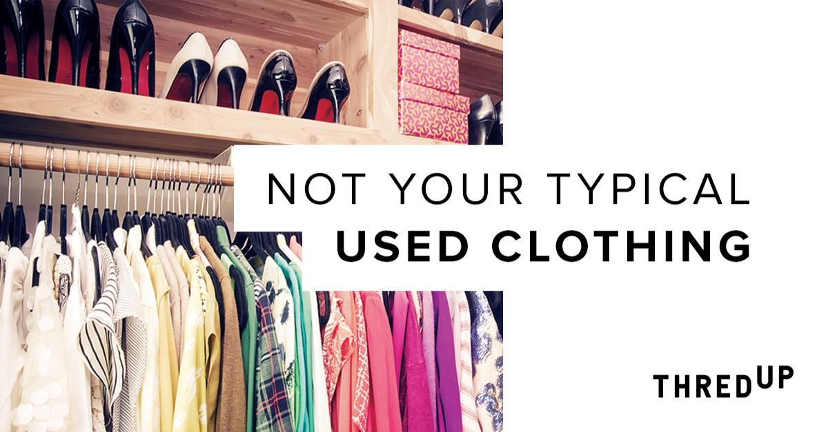 Not Your Typical Used Clothing
