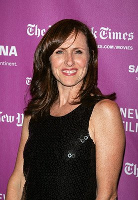 Molly Shannon at the New York Film Festival premiere of Fox Searchlight's The Darjeeling Limited