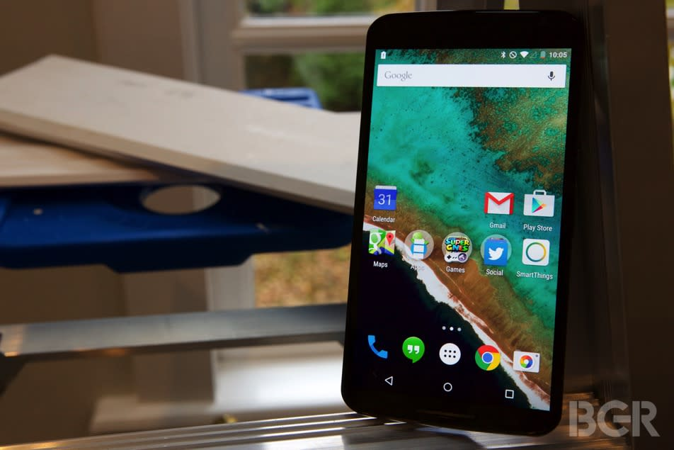 Android fans' delight: Report claims two new Nexus phones coming this year