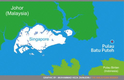 Money changed hands over Pulau Batu Puteh, claims ex-CID chief