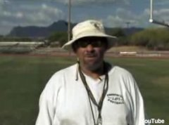 Apache Junction football coach Rich Milligan