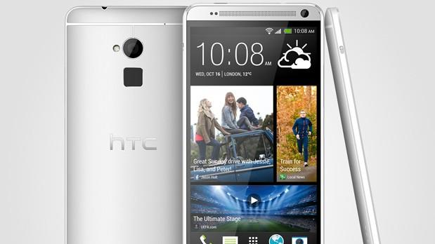 HTC launches One Max with enormous display and fingerprint scanner
