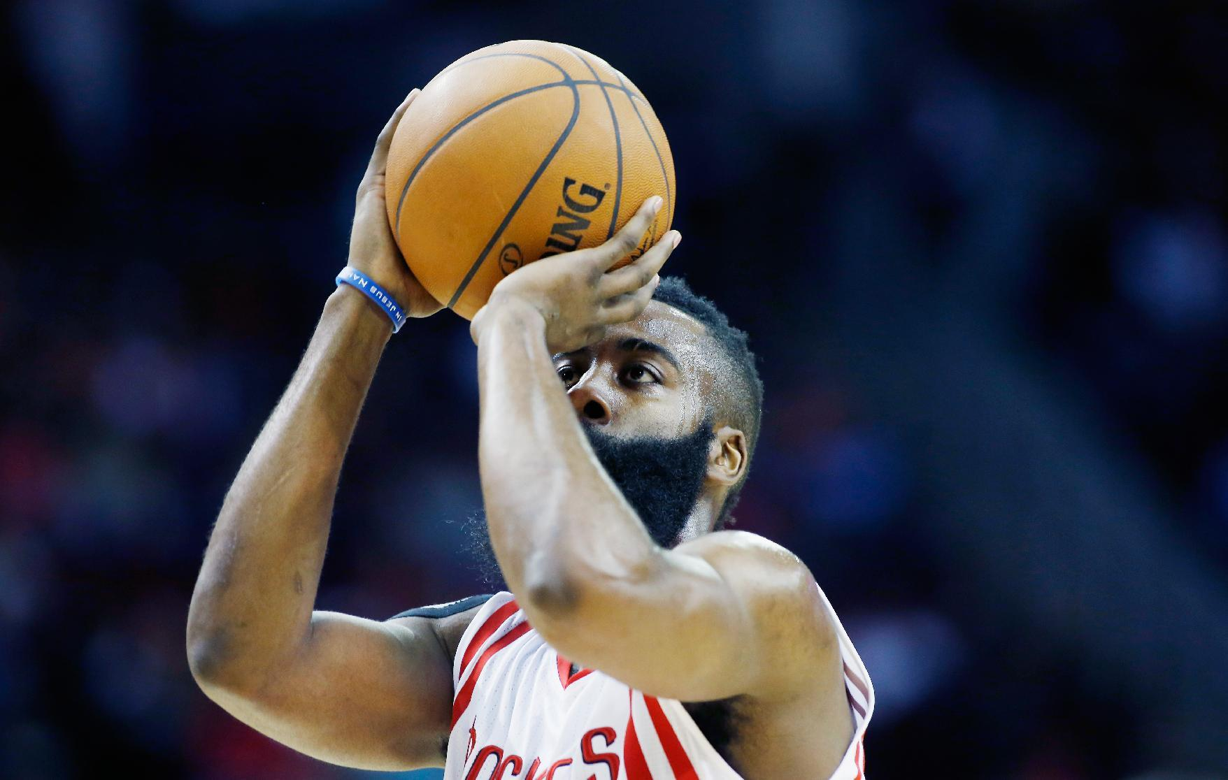 Rockets surprise Cavaliers in overtime