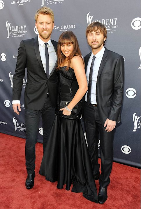 Lady Antebellum ACMA Awards