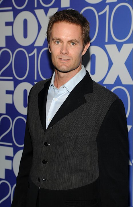"Garret Dillahunt (""Raising Hope"") attends the 2010 Fox Upfront after party at Wollman Rink, Central Park on May 17, 2010 in New York City."