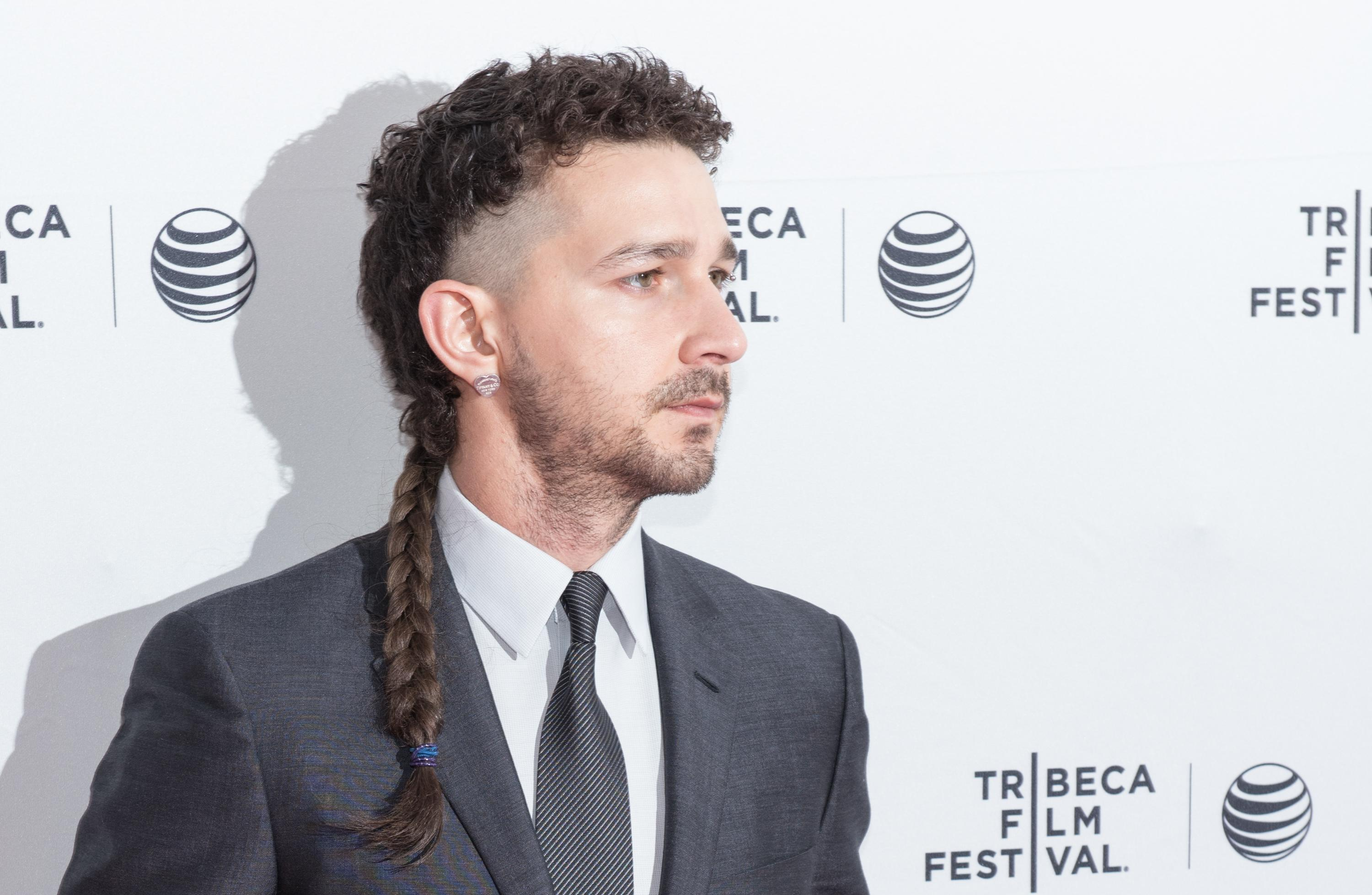 Shia LaBeouf Shows Off New Doc At Tribeca, But His Outspoken Remarks Steal The Spotlight