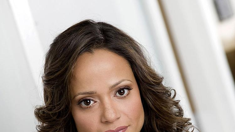 Judy Reyes stars as Nurse Carla Espinosa in Scrubs.