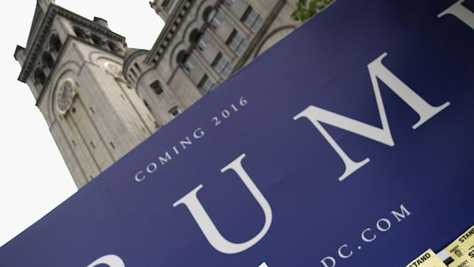 The Trump Hotel Plans to Open in D.C. This Fall
