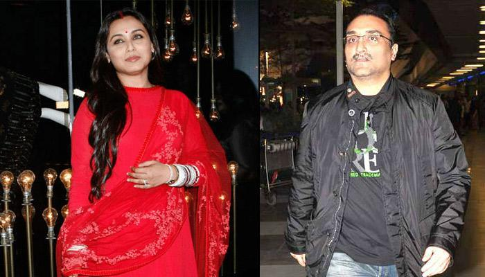 Confirmed: Rani Mukerji And Aditya Chopra To Welcome Their First Child In January 2016