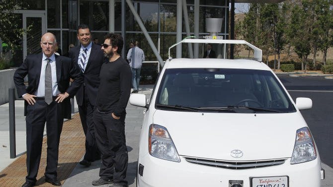 California governor signs driverless cars bill