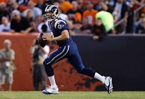 NFL: Preseason-St. Louis Rams at Cleveland Browns