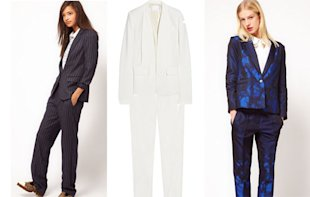 Make Like Kate Hudson and Sunday Girl With Our Trouser Suit Shopping Picks!
