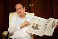 "Philippine President Benigno Aquino, seen here on October 8, has driven the process since assuming office in 2010. He hailed the agreement as a chance to ""finally achieve genuine, lasting peace"""