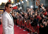 Actor Jim Carrey arrives at the LA premiere of &quot;The Incredible Burt Wonderstone&quot; at the TCL Chinese Theatre on Monday, March 11, 2013, in Los Angeles. (Photo by John Shearer/Invision/AP)