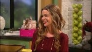 Denise Richards visits Access Hollywood Live, Burbank, January 17, 2012 -- Access Hollywood