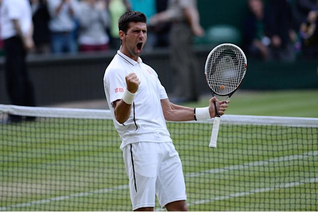 The Championships - Wimbledon 2013: Day Seven