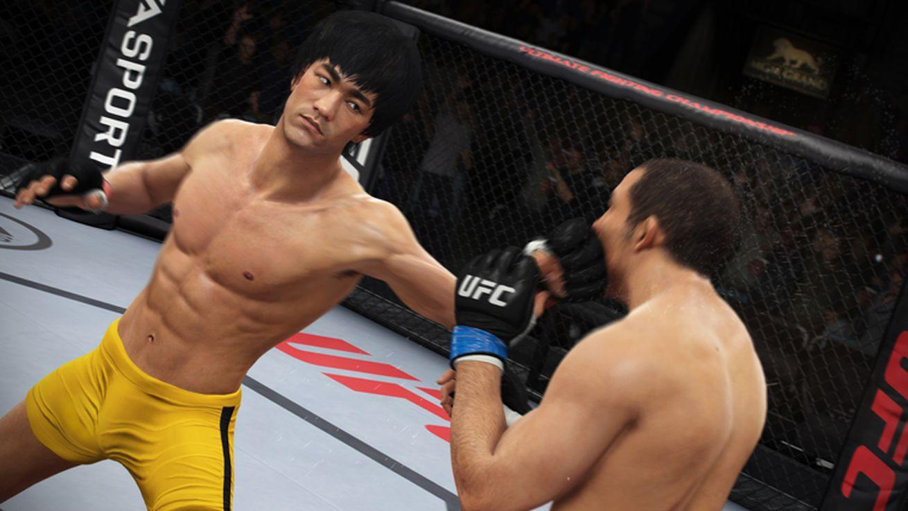 Bruce Lee is back in the UFC; here's how to unlock him