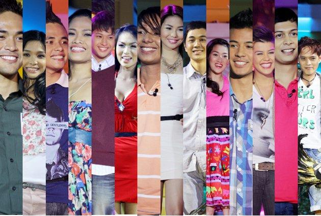 """Pinoy Big Brother Unlimited"" Housemates"