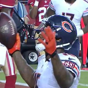 Why are the Chicago Bears shopping wide receiver Brandon Marshall?