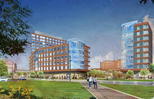 Boston's Dorm-Building Boom Just Keeps Reverberating