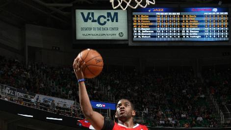Clippers extend streak to 10 with win over Jazz