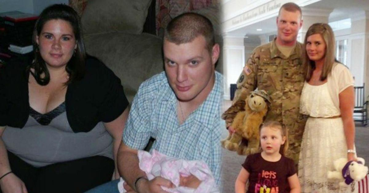 Military Wives Transformation Leaves Him In Tears
