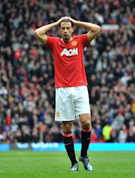 Rio Ferdinand's absence from the England squad has caused some debate