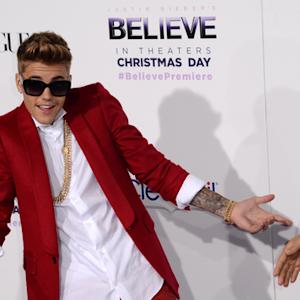 "Beliebers turn out for ""Justin Bieber's Believe"" premiere"