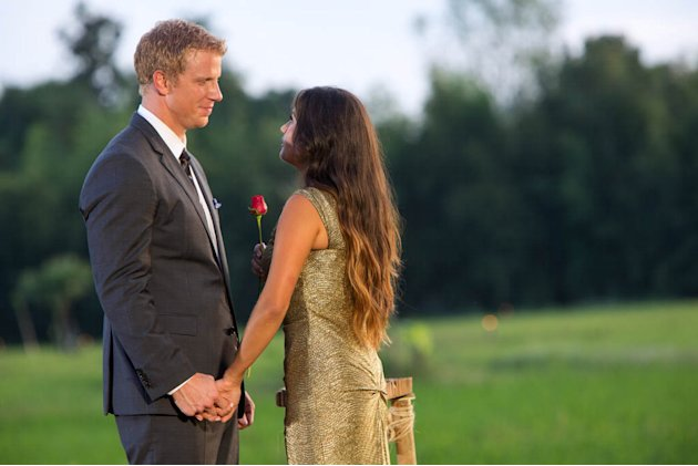 """The Bachelor"" -- ""Episode 1712"" SEAN LOWE, CATHERINE GIUDICI"