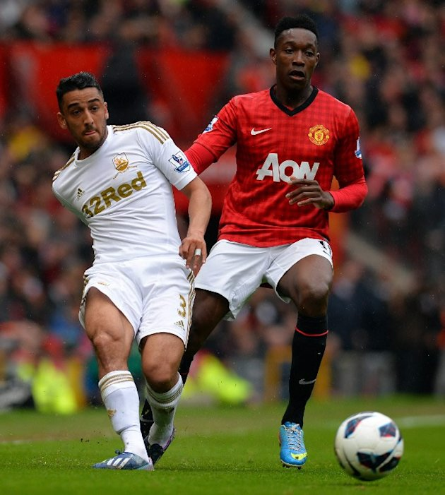 Swansea City defender Neil Taylor is a bargain steal for your Fantasy Football team (AFP photo)