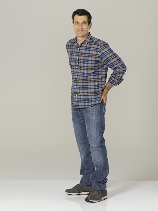"Ty Burrell stars as Phil in ""Modern Family."""