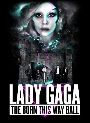 Lady Gaga's Born This Way Ball Tour Live in Manila on May 21