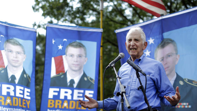 Ellsberg: No leaks more significant than Snowden's