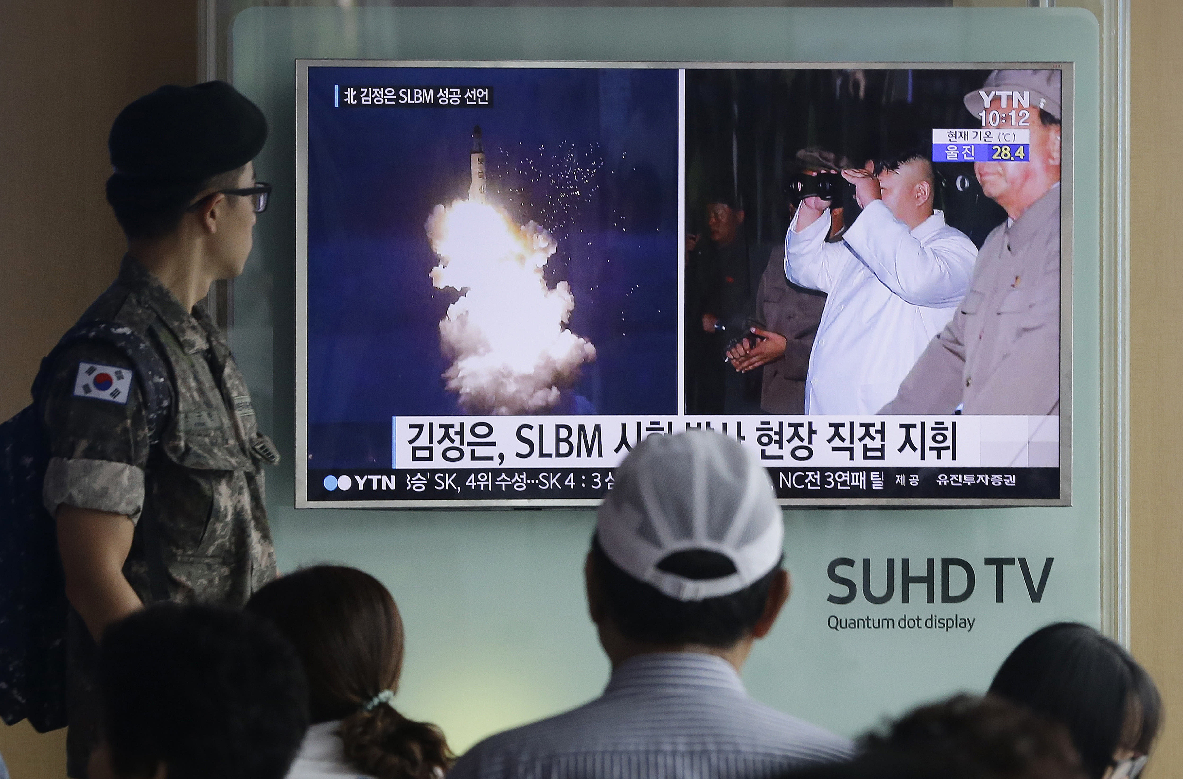 Pentagon: If North Korea doesn't behave, THAAD deployment to South Korea is only the first step