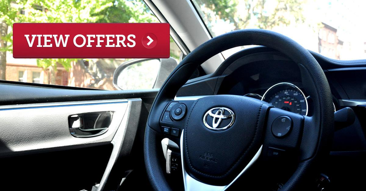 3 Easy Steps to Find Special Prices on New Toyota