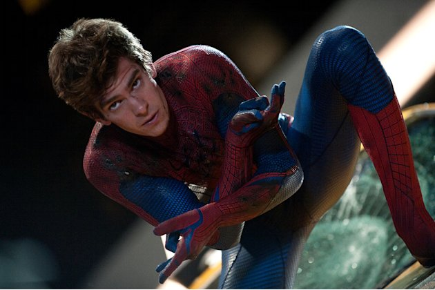 The Amazing Spider-Man Stills