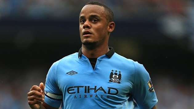 Vincent Kompany believes Manchester City's tough Champions League draw could work in their favour