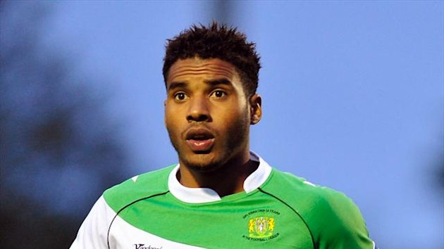 Reuben Reid has signed a loan deal at Plymouth