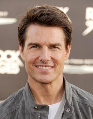 Tom Cruise via WireImage