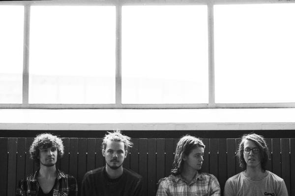 Half Moon Run Blend Voices on 'Dark Eyes' – Album Premiere
