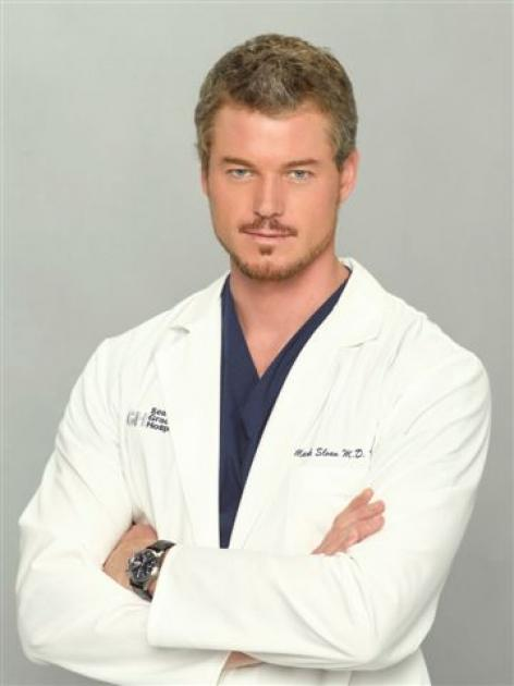 Grey's Anatomy Season 5 - Eric Dane  --