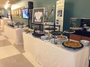 Ali Baba Terrace Turkish Cuisine Prepares Feast at United Nations to Celebrate International Day of Nowruz