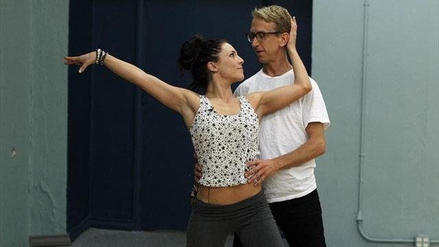 Andy Dick: 'DWTS' Already Changed My Life