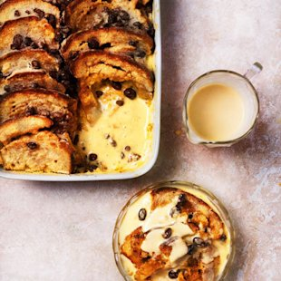 Bread and Butter Pudding: Recipes