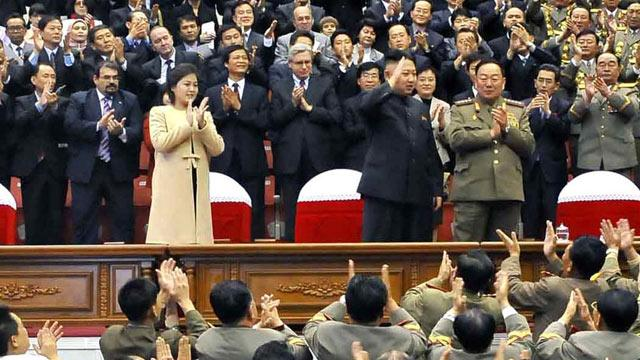 North Korea's First Lady Pregnant?