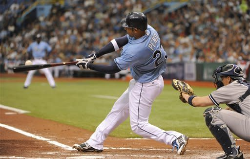 Hellickson, Rays shut down Yankees 3-0 for sweep