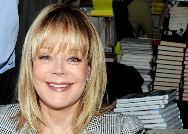 FILE - In this April 26, 2009 file photo, Candy Spelling attends The Los Angeles Times Festival of Books at The University of California Los Angeles. Spelling, the widow of TV producer Aaron Spelling is suing a Maryland auction house that sold part of her extensive collection of antique dolls, claiming it owes her money and failed to return unsold items. (AP Photo/Katy Winn, File)