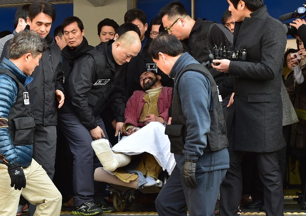 S. Korea police probe US envoy attacker's links with North