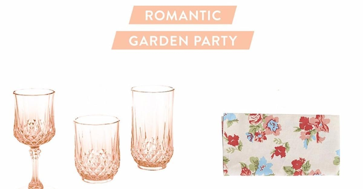 Romantic Garden Party With Pier 1 Imports