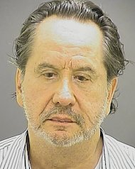 This photo provided by the Baltimore Police Dept. shows Barry Landau. Landau is one of two New York City men charged with stealing millions of dollars in documents from the Maryland Historical Society. (AP Photo/Baltimore Police Dept.)
